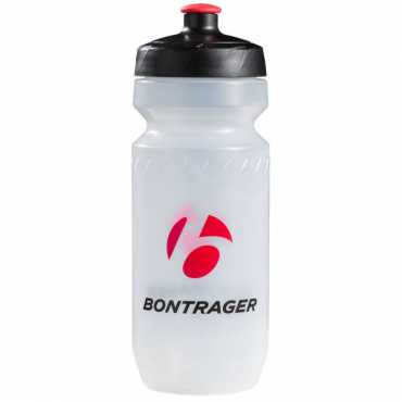 WATERBOTTLE TREK SCREWTOP 21 OZ BONTRAGER CLEAR