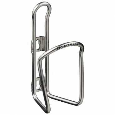 BOTTLE CAGE - BONTRAGER 6MM POLISH SILVER