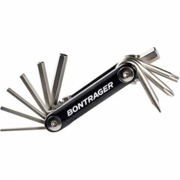 TOOL BONTRAGER COMP MULTI-TOOL STEEL BLACK